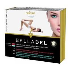 BELLADEL CONTROL DE PESO & BELLEZA NOVADIET 60 cápsulas