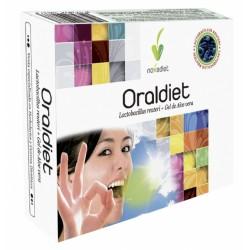 Oraldiet Novadiet 15 comprimidos masticables