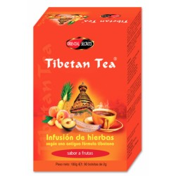 TIBETIAN TEA NATURAL ORIENTAL SECRETS