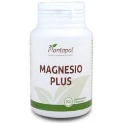 MAGNESI PLUS PLANTAPOL 100 COMPRIMITS
