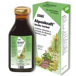ALPENKRAFT SALUS Xarop herbal de 250 ml.