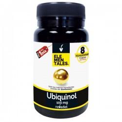 UBIQUINOL 100 mg ELEMENTALES NOVADIET 30 cápsulas