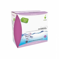 Inhibidel Glucomanano + Inulina + Chitosan Novadiet 30 sticks