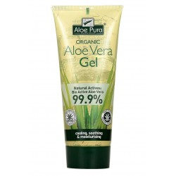 Organic Aloe Vera Gel 99,9% Aloe Pura Optima