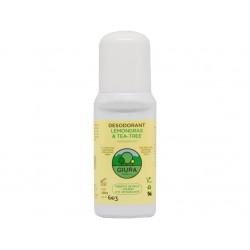 DESODORANTE LEMONGRAS & TEA-TREE GIURA COSMÈTICS 100 ml.