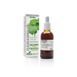 Hamamelis extracto Soria Natural 50 ml.