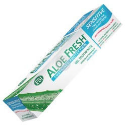 PASTA DENTAL - DENTÍFRICO ALOE FRESH SENSITIVO ESI - TREPAT DIET