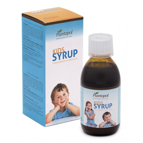 KIDS SYRUP PLANTAPOL 250 ml