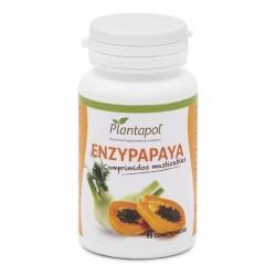 Enzypapaya Plantapol 90 comprimidos masticables