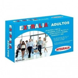Extralia Adultos Integralia 20 viales
