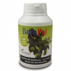 Borapol aceite de borraja Plantapol 120 perlas
